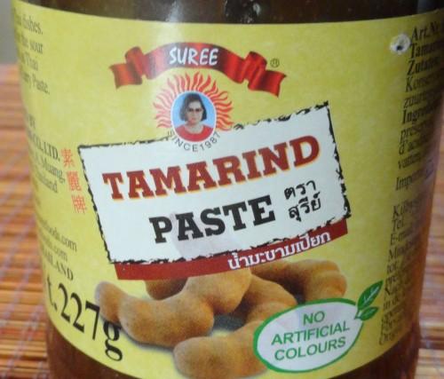 Tamarind pasta