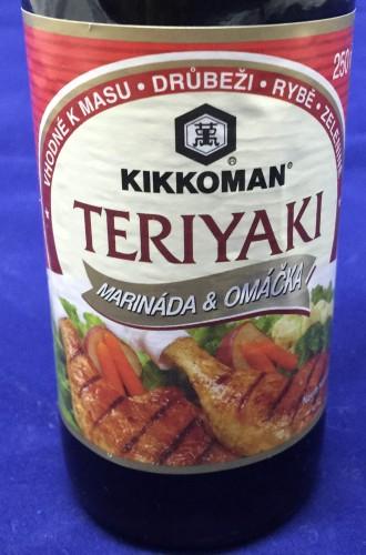 Teriyaki omáčka